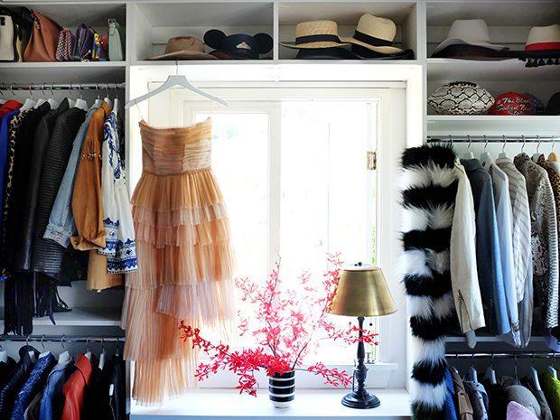 The Inside Scoop Behind Stylesetter Chiara Ferragni's California Closet