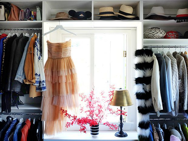 La Última Exclusiva Detrás del California Closets de la Creadora de Etilos Chiara Ferragni