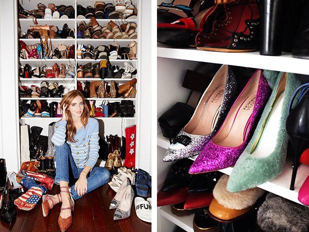 Nouvelles exclusives sur Chiara Ferragni,  précurseure de tendances de California Closets