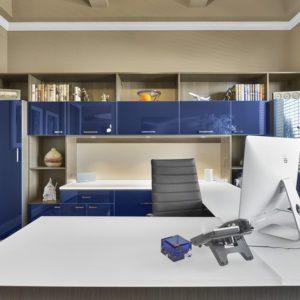 San Antonio Home Office System