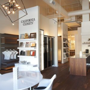 San Antonio Showroom - California Closets