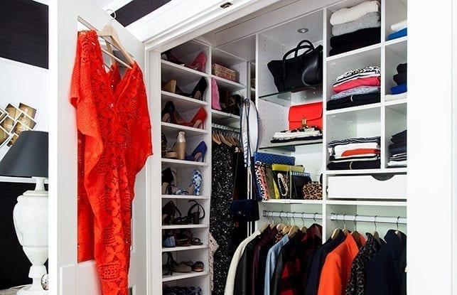 Une garde-robe de rêve vivifiante pour Michelle Adams