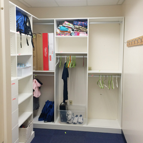 California Closets Columbus & the Center for Family Safety and Healing