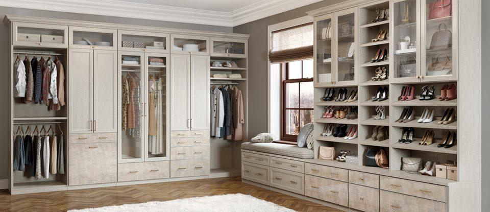 On Display: How to Create a Showcase Closet