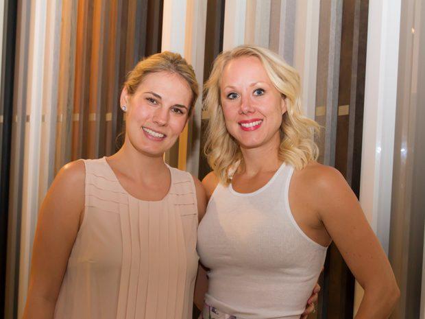 Jessica Rowland,  Jennifer Steyer