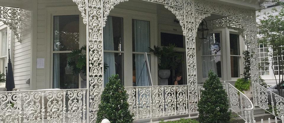Faits saillants d'une maison-témoin prestigieuse de La Nouvelle-Orléans