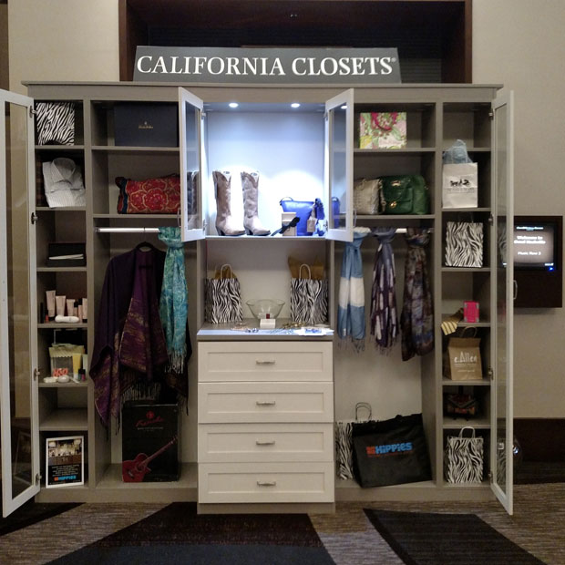 California Closets Tennessee & Wine, Women & Shoes
