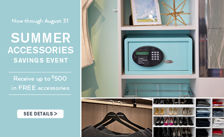 Summer Accessories Savings - <strong>Up to $500 in FREE Accessories</strong>