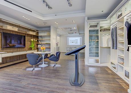 California Closets Cherry Creek, Denver CO Design Studio Interior