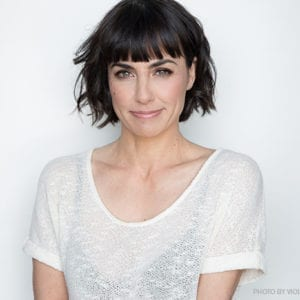 Actress Constance Zimmer Sole-full Style