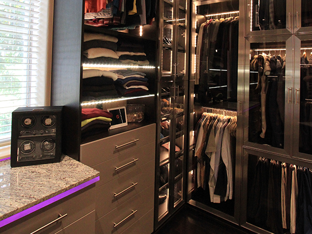 Down To The Details- Creating A Custom Closet