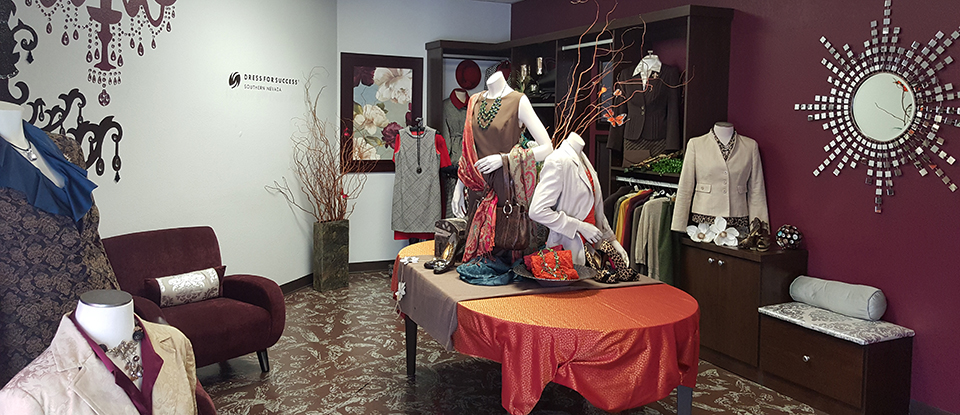 Designing Better Lives with Dress for Success & California Closets Las Vegas
