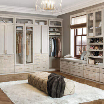 Custom Closets And Closet Organizers From California Closets