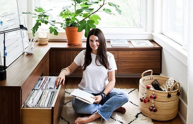 Home Office Bliss for Creative Consultant, Michelle Adams