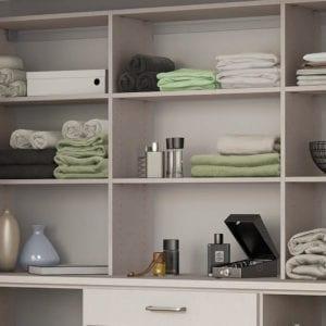 Linen Cabinets & Hall Closets
