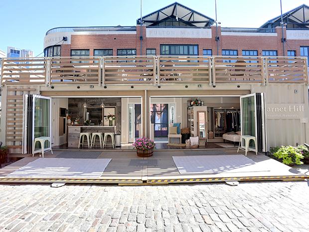 Proyecto Especial: Boutique Móvil para Garnet Hill