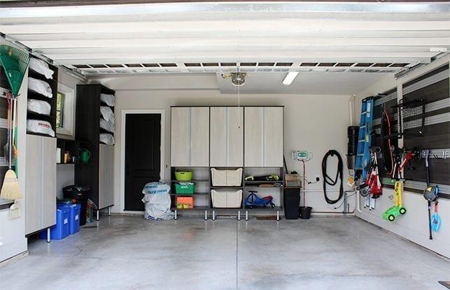 A Garage Transformation for an Active Ontario Family