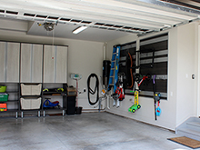 The Kapala Family Client Story Garage Redesign with Fusion Track Wall System and Large Storage Units