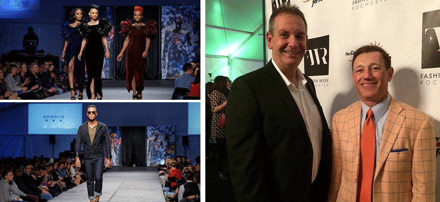 California Closets at Fashion Week of Rochester