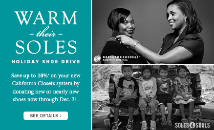 DFS and Soles4Souls 2016