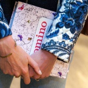 Domino Book Signing Blog Post