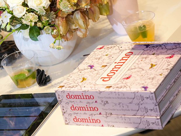 Domino Book Signing Blog Post