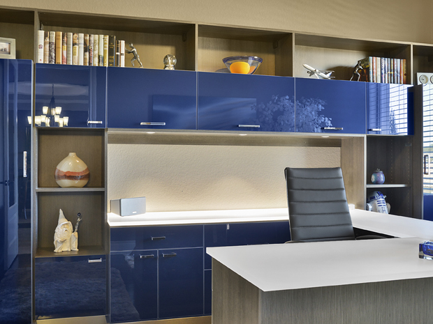California Closets - Southtown Home Office