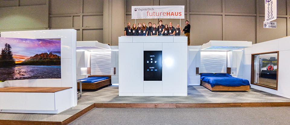 KBIS révèle la phase finale de FutureHAUS de Virginia Tech
