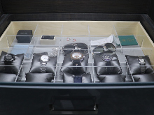 Lighting Contest Client Story Clear Watch Case with Accent Lighting