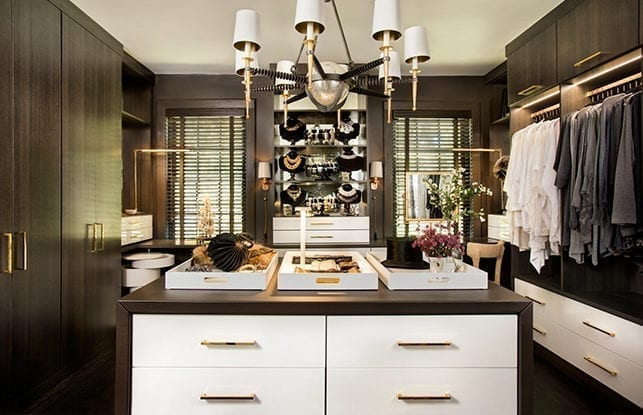 Gorgeous Glamour for Interior Designer<br> Susan Ferrier