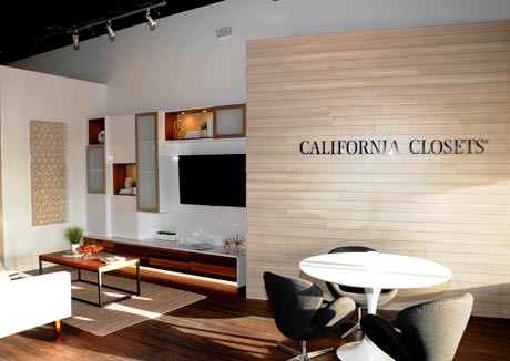 California Closets - Woodlands, TX - Showroom Interior