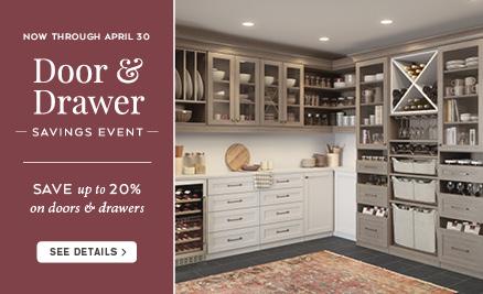 Door & Drawer Savings Event 2017 - NJ042