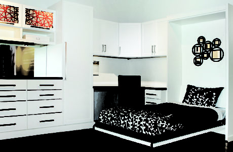 California Closets Wallbed design Portland