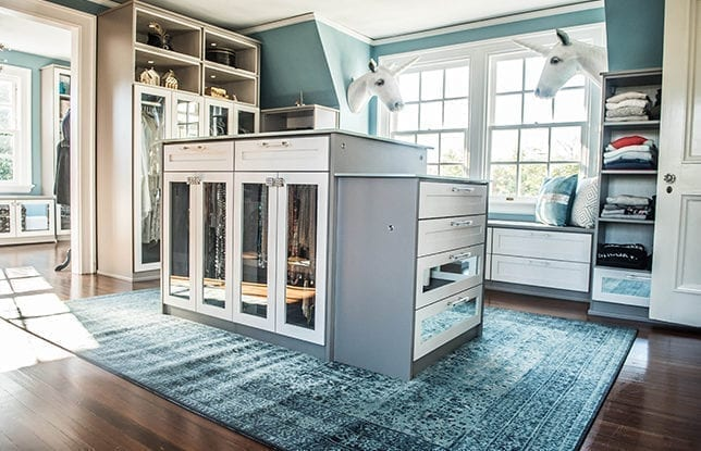 Making Room with one of Charlotte's<br>Chic Stylists