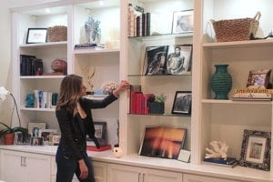 Achieving an Artistic Display for TV Personality, Charissa Thompson