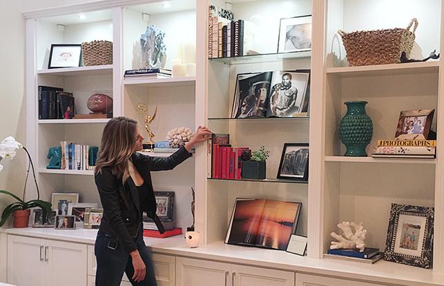 Charissa thompson client story california closets malibu for California closets puerto rico