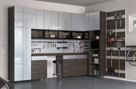 California Closets Sample Garage Storage Design Palm Springs