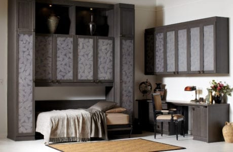 California Closets office murphy bed design Puerto Rico