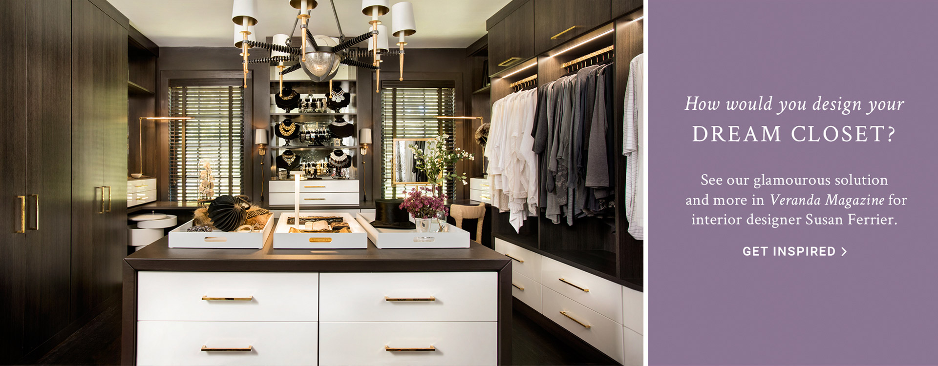 Custom Closets and Closet Organization