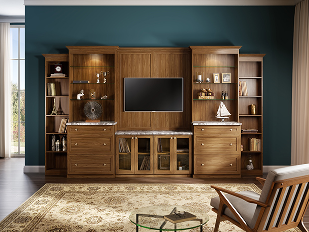 California Closets Malibu - Home Organization Solutions to Conquer the Clutter