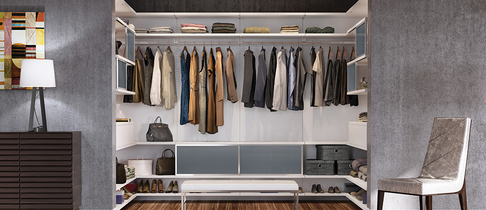 Attractive California Closets Louisville   Walk In Closet Storage