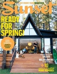 California Closets Featured in Sunset Magazine