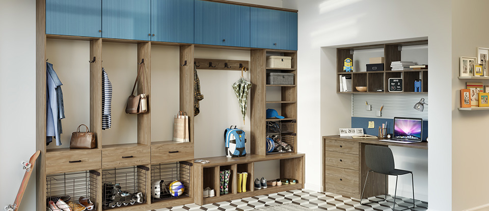 California Closets Philadelphia - Why No Home Should Be Without a Proper Mudroom
