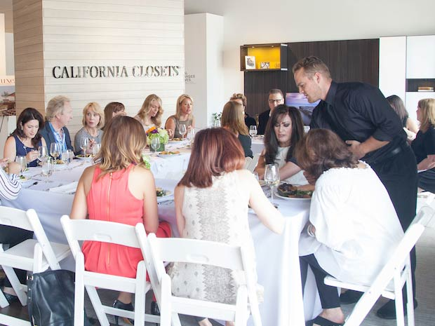 California Closets Scottsdale and Luxe Interiors + Design Host Luncheon