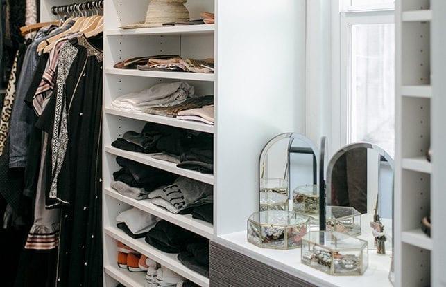 Une garde-robe adulte pour Victoria Smith blogueuse de style de vie