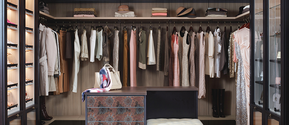 California Closets Los Angeles - How to Create a Vogue-Worthy Home Organization Space