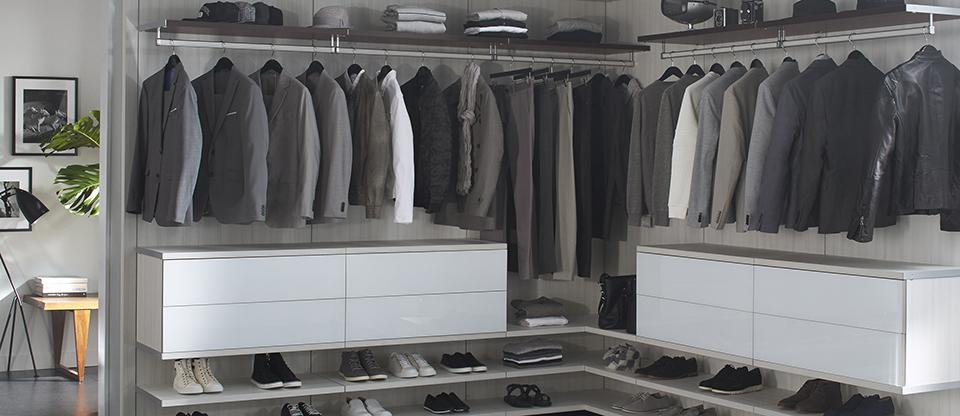 California Closets San Diego - Refresh Your Closet with Custom Closet Design