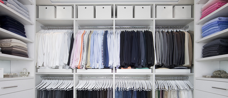 Superbe California Closets Columbia   Establish Order In Your Home With These Simple  Closet Tips