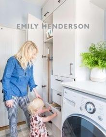California Closets - Smart Laundry Room