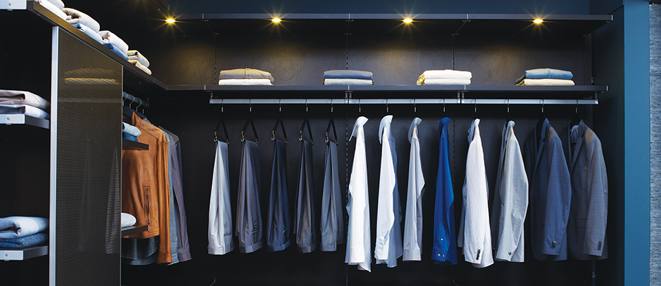 California Closets DC - The Six Elements of a Perfect Closet